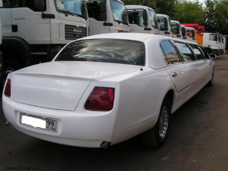 Лимузин Бентли Реплика Bentley Replica
