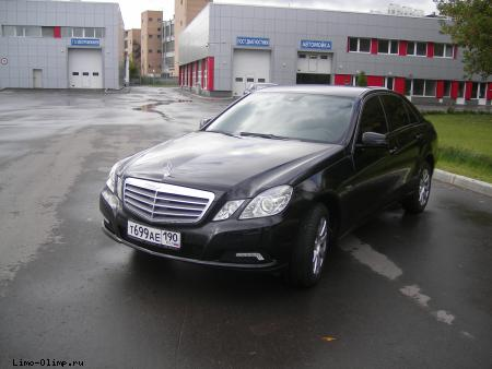 Седан Мерседес Mersedes W 212