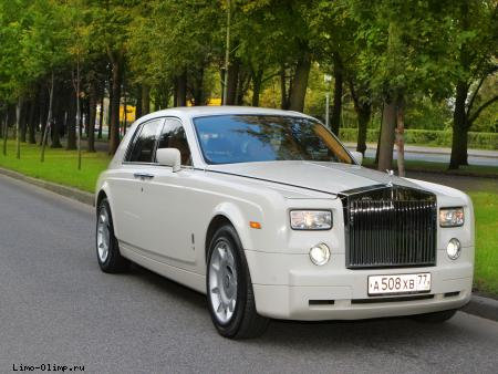 Седан Роллс-Ройс Фантом Rolls-Royce Phantom